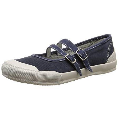 Wie findet man Shop für neueste exzellente Qualität TBS Olanno, Damen Sneaker, Blau (Perse), 36 EU