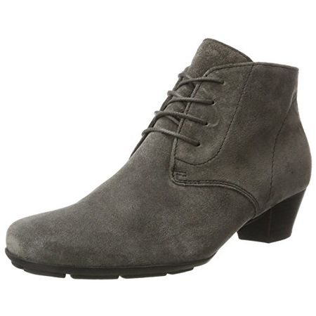 Gabor Shoes Damen Basic Stiefel, Grau (10 Lupo), 42 EU