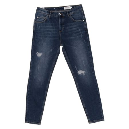 9c9dec7f7a Marc O'Polo Jeans aus Baumwolle in Blau