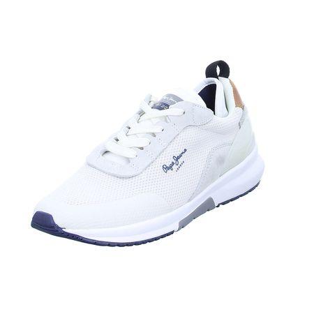 Pepe Jeans, TINKER BASIC NYLON Sneakers Low, weiß | mirapodo