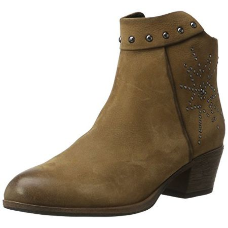 Marco Tozzi Premio Damen 25300 Cowboy Stiefel, Braun (Muscat Antic), 37 EU