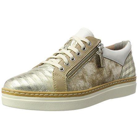 Tamaris 25205, Damen Hohe Sneakers, Blau (Navy 805), 37 EU