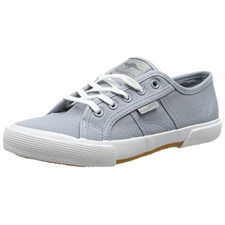 Schuhe Damen KangaROOS, KangaROOS Voyage Sneakers, schwarz