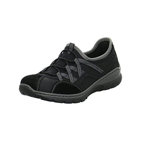 Rieker Damen M6243 High Top Sneakers
