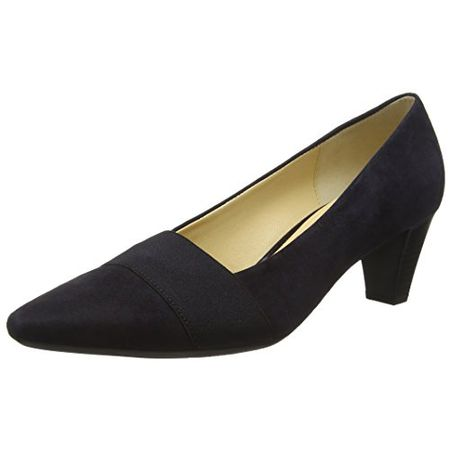 Gabor Shoes 55.141 Damen Pumps, Blau (Pazifik 16), 40 EU (6.5 Damen UK)