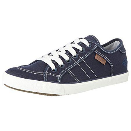 meet caffa a6797 Dockers by Gerli 30PO217-710, Damen Sneakers, Blau (navy 660), 37 EU