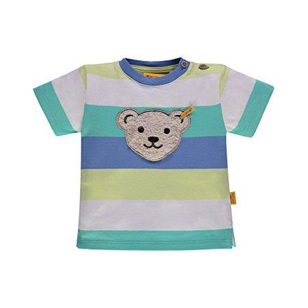 80 Steiff Baby-Jungen 1//1 Arm Pullover Mehrfarbig Y//d Stripe Multicolored 0001