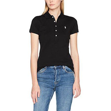 bd68fb6c6509bc Polo Ralph Lauren Damen Poloshirt Stretch Mesh Julie Polo