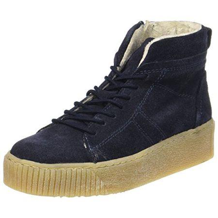 best sneakers 17c0d 1dbca Tamaris Stiefel in Blau | Luxodo