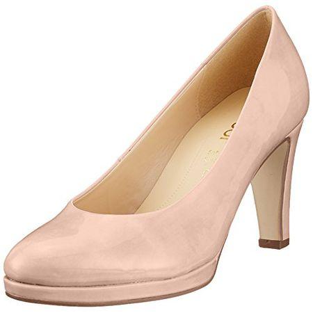 Gabor Shoes Damen Fashion Pumps, Mehrfarbig (Antikrosa), 40.5 EU 2301a16b6b
