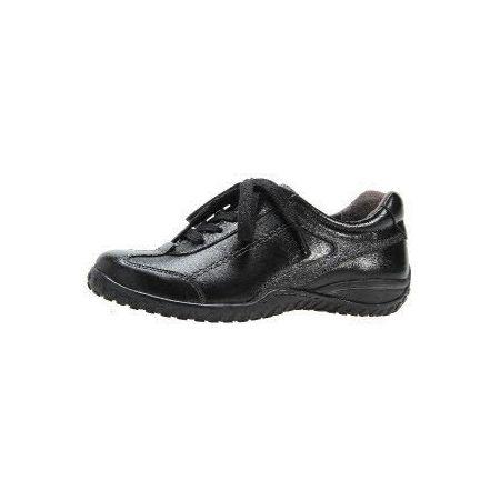 Gabor Damenschuhe 56.398.30 Damen Schnürer, Sneaker, Halbschuhe, Schnürhalbschuhe Grau (Anthrazit), EU 38