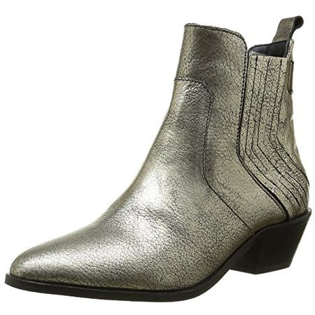 2fb50a8d9c71ee Pepe Jeans London Damen Dina New Metal Chelsea Boots