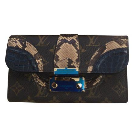 92d560c849786 Louis Vuitton Portemonnaie