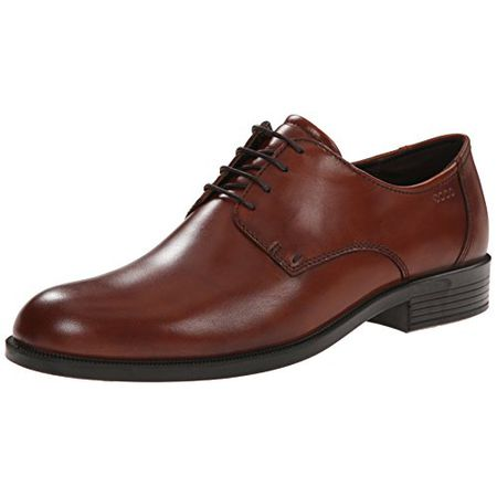 best sneakers 8ab50 6f4e9 Ecco Gary, Herren Derby Schnürhalbschuhe, Braun (Dark CLAY01559), 44 EU (10  Herren UK)