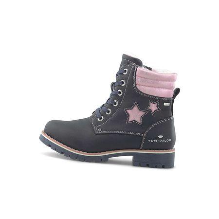 TOM TAILOR, Sneakers für Mädchen, dunkelblau | mirapodo
