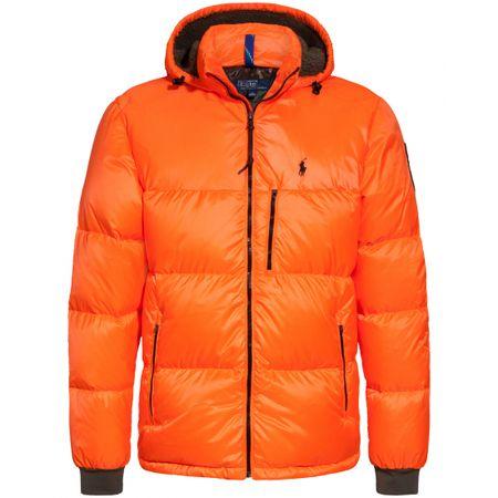 12b2dc01f17c Polo Ralph Lauren Daunenjacke - Orange (L, M, S, XL)