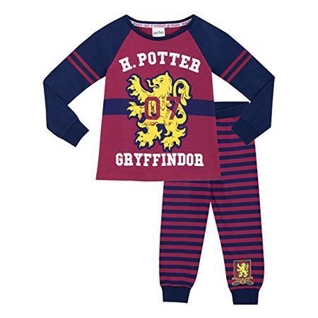 81eb06dd576202 Harry Potter Mädchen Schlafanzug 140