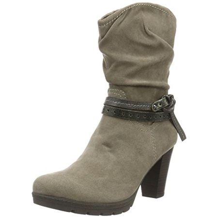 Tamaris Damen 25347 Kurzschaft Stiefel: : Schuhe