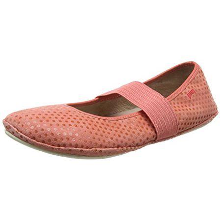 medium pink CAMPER Ballerinas RIGHT NINA 21595-114