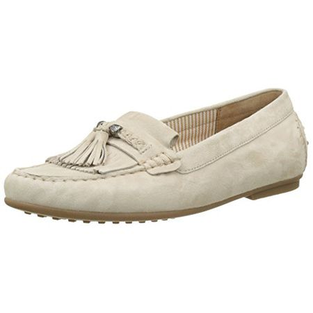 Gabor Shoes Damen Fashion Mokassin, Beige (Sesamo 13), 37.5 EU