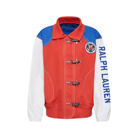 competitive price a24c4 6f45f POLO RALPH LAUREN Jacke blau / rot / weiß