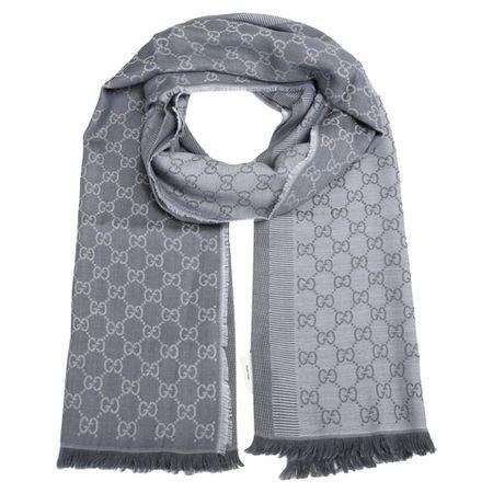 viele Stile Super süße diversifiziert in der Verpackung Gucci Schal mit GG-Muster