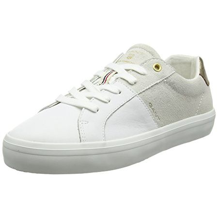 Footwear Wht cream37 Eu Damen Mary Gant SneakerMehrfarbigbright W9IDHE2