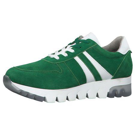 Tamaris Sneakers Low grün Damen