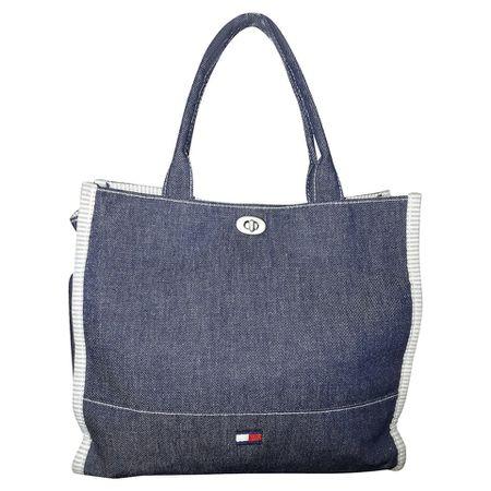Tommy Hilfiger Handtasche in Blau