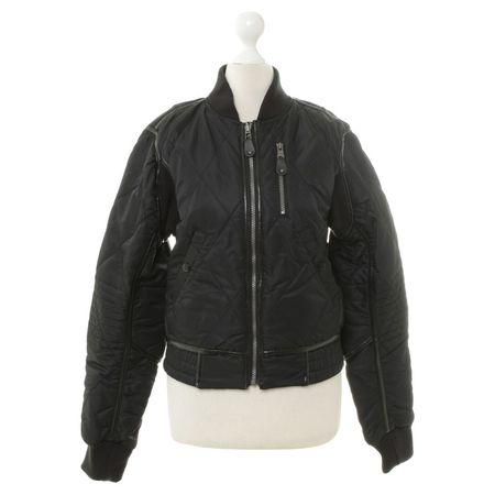 Jeremy Scott for Adidas Bomberjacke in Schwarz 0c8bd066f1