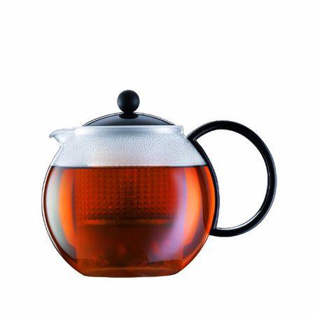 Bodum Presseinheit und Edelstahldeckel zu Teebereiter COMPONENT 1,0 l