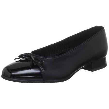 ara Bari 12 43708 01, Damen Ballerinas, Schwarz (schwarz), EU 40 (UK 6.5)