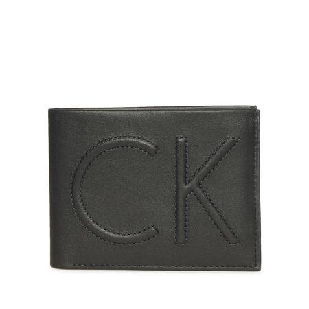 a8fade73f65d1 Calvin Klein Geldbörse in schwarz für Herren