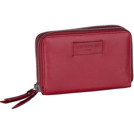 9d4f548e4719c Liebeskind Berlin Geldbörse Essential Sophia Wallet L Italian Red