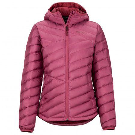 Marmot Women's Highlander Hoody Daunenjacke Gr L;M;XL;XS grau;schwarz;rosa