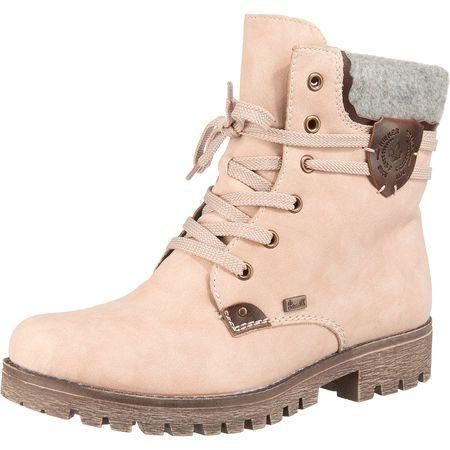 Schuhe von Rieker in Rosa für Damen