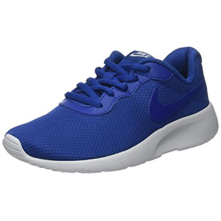 Nike Air Max Trax (GS), Mädchen Sneaker blau 36.5:
