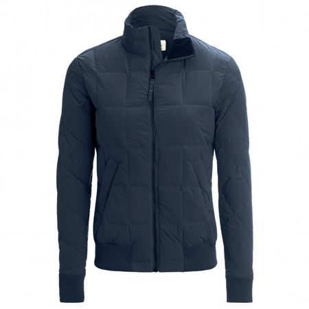 Basin + Range Women's Down Bomber Jacket Daunenjacke Gr L;M;S;XS türkis;schwarzblau