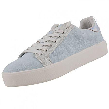 Tamaris Damen Sneaker Blau, Schuhgröße:EUR 40