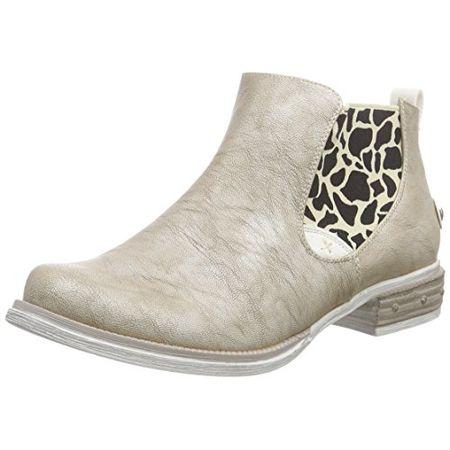 Rieker Women's M1390 Chelsea Boots, Grey Grau (Shark 41