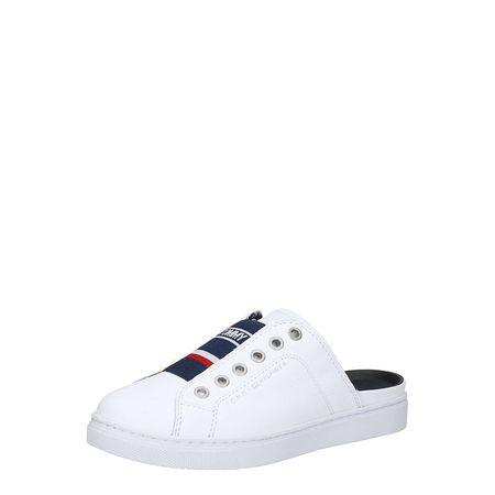 10f60602de633 TOMMY HILFIGER Sneaker low Slip On City' Sneakers Low weiß Damen