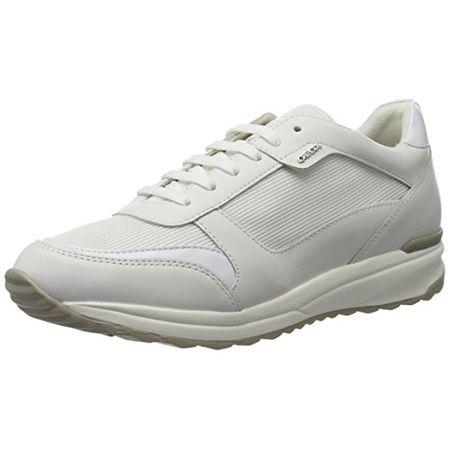 Eu Damen D Airell SneakersWeißwhiteoff Whitec135238 C Geox nwOP08kXNZ