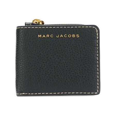 aeb2036deccf5 Marc Jacobs Portemonnaie mit Reißverschluss - Schwarz