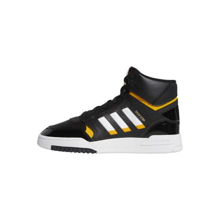 ADIDAS ORIGINALS Shoes 'Drop Step' gelb schwarz weiß