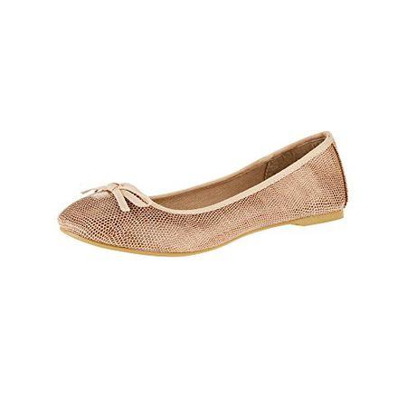 oodji Ultra Damen Stoff Halbschuhe Basic: : Schuhe