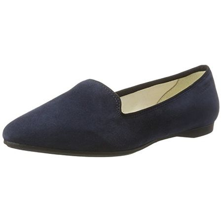 separation shoes 41c88 80e13 Vagabond Damen Antonia Geschlossene Ballerinas, Schwarz (Black), 37 EU