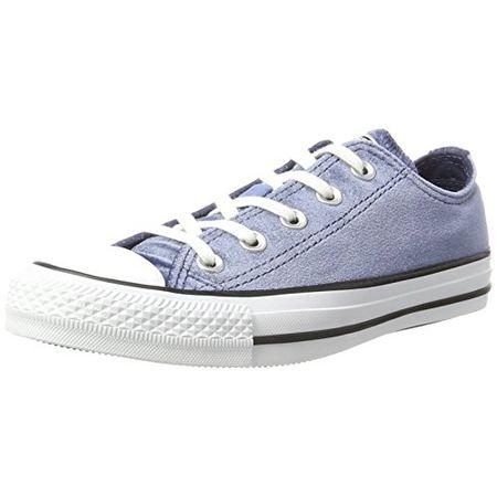 62e80937476040 Converse Unisex-Erwachsene CTAS OX Midnight Navy White Sneaker