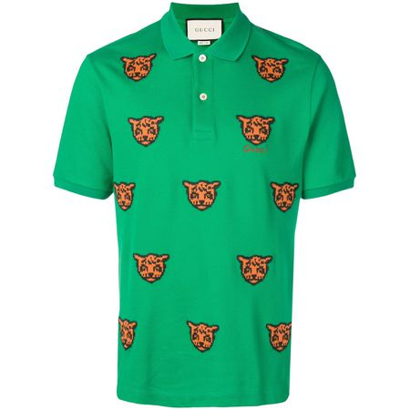 Gucci Polo Shirts Luxodo