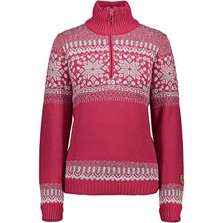 Camping & Outdoor CMP Women Knitted Pullover WP