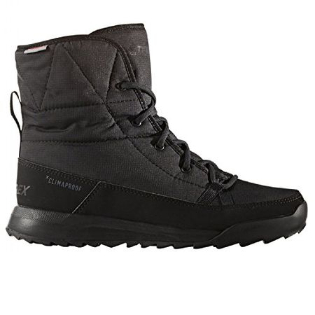 reputable site 5a2f6 bc886 adidas Performance S80749 Terrex Choleah Padded CP Damen Boots  Nylonmaterial, Groesse 8,5, schwarz